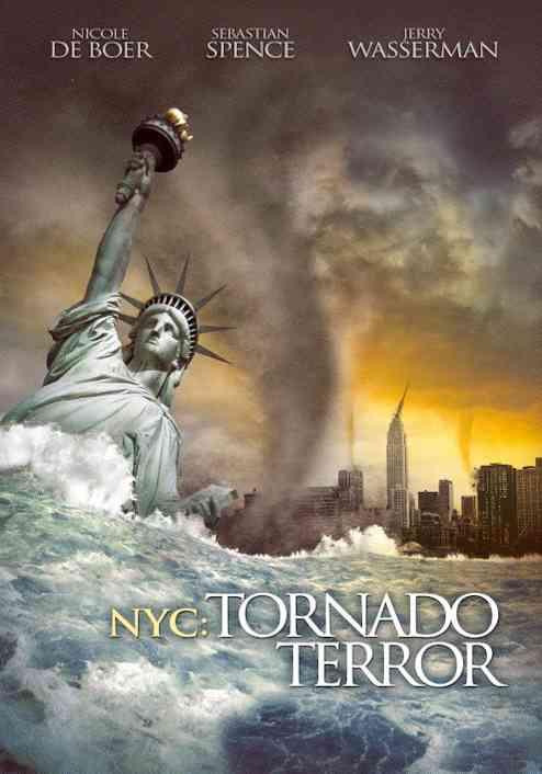 NYC:TORNADO TERROR BY DE BOER,NICOLE (DVD)